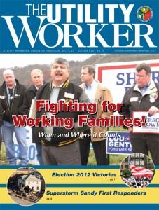 Utility Worker Magazine