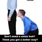 Stay with the Union!