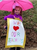 We Love Our Teachers!